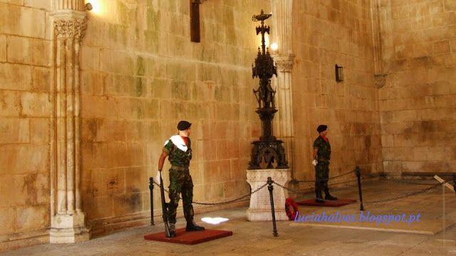 Luuh Alves: Soldado Desconhecido – Mosteiro da Batalha