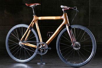 Бамбуковый велосипед Calfee Desigh Bamboo