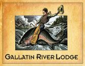 The Gallatin River Lodge always has a fabulous culinary surprise waiting...