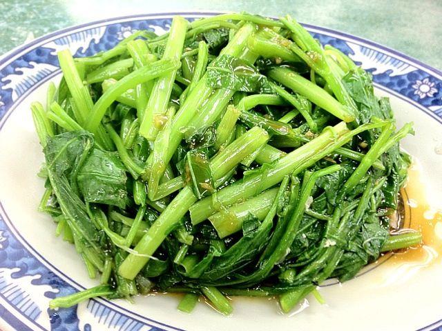 レシピとお料理がひらめくSnapDish - 7件のもぐもぐ - 炒青菜 by Nicholas Tay