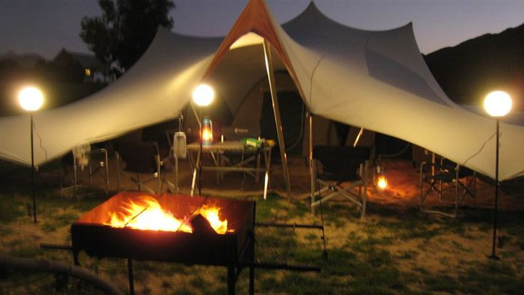 Biesievlak River Cabins and Campsite - If you think that having no tent should stop you from actually going camping, think again. This is longer the case, with the arrival of Biesievlak River Cabins and Campsite.   The hassle and logistics ... #weekendgetaways #citrusdal #southafrica