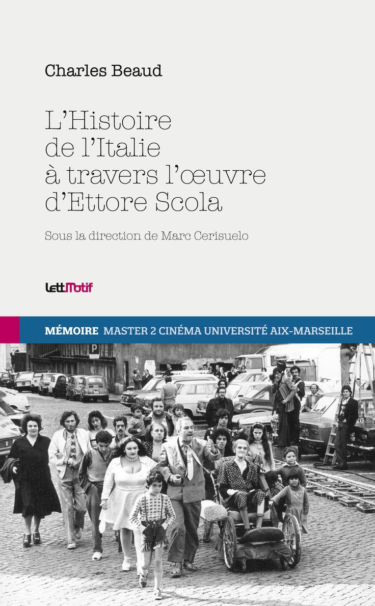 Cinéaste et scénariste majeur de la comédie italienne, Ettore Scola a été l'auteur de films qui font pleinement partie du panthéon du cinéma italien. Nous nous sommes tant aimés (1974), Affreux, sales et méchants (1976), Une journée particulière (1977) et La Terrasse (1980) ont permis au réalisateur d'accéder à une reconnaissance critique et publique internationale. Format 13x21 cm, 180 pages