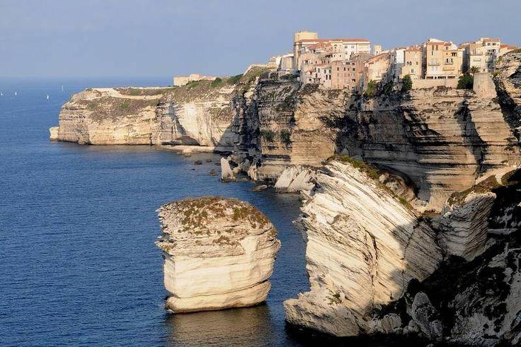 Bonifacio, Corsica, Corse-du-Sud département, France.
