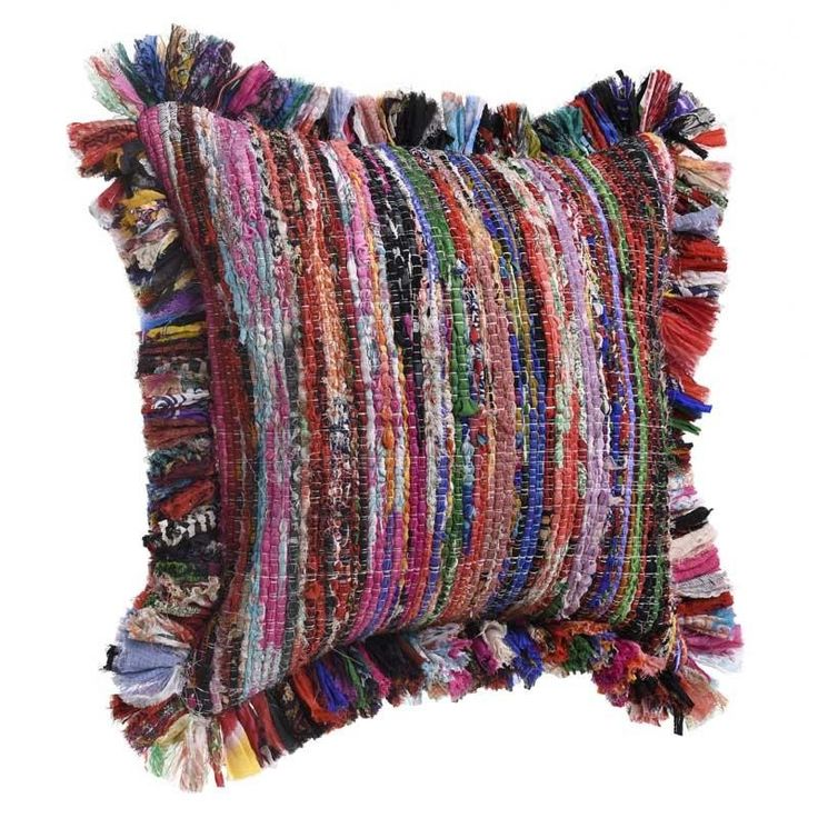 Fabric Cushion Cover - inart