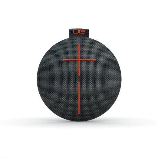 UE ROLL Wireless Mobile Bluetooth Speaker (Waterproof and Shockproof) - Volcano