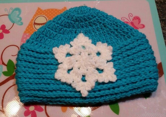 A hat for my niece Carly