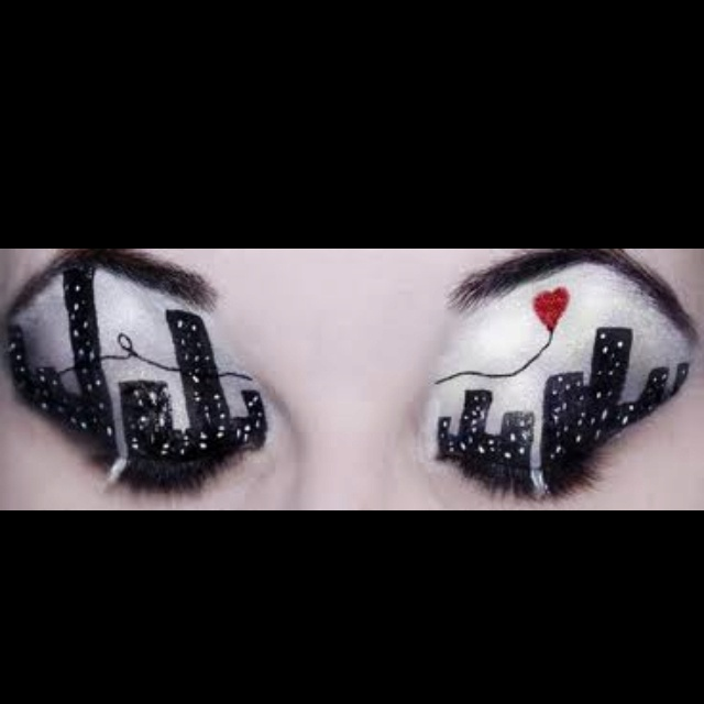 So cool!! City eyes...