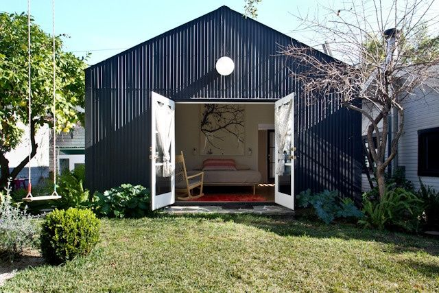australian country shed...what a glorious idea!