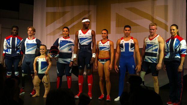 Team GB Olympic kit