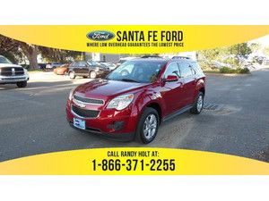 2013 Crystal Red Tintcoat Chevrolet Equinox LT 36463P