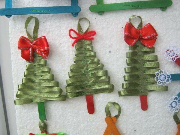 Made Weihnachtsschmück Leicht