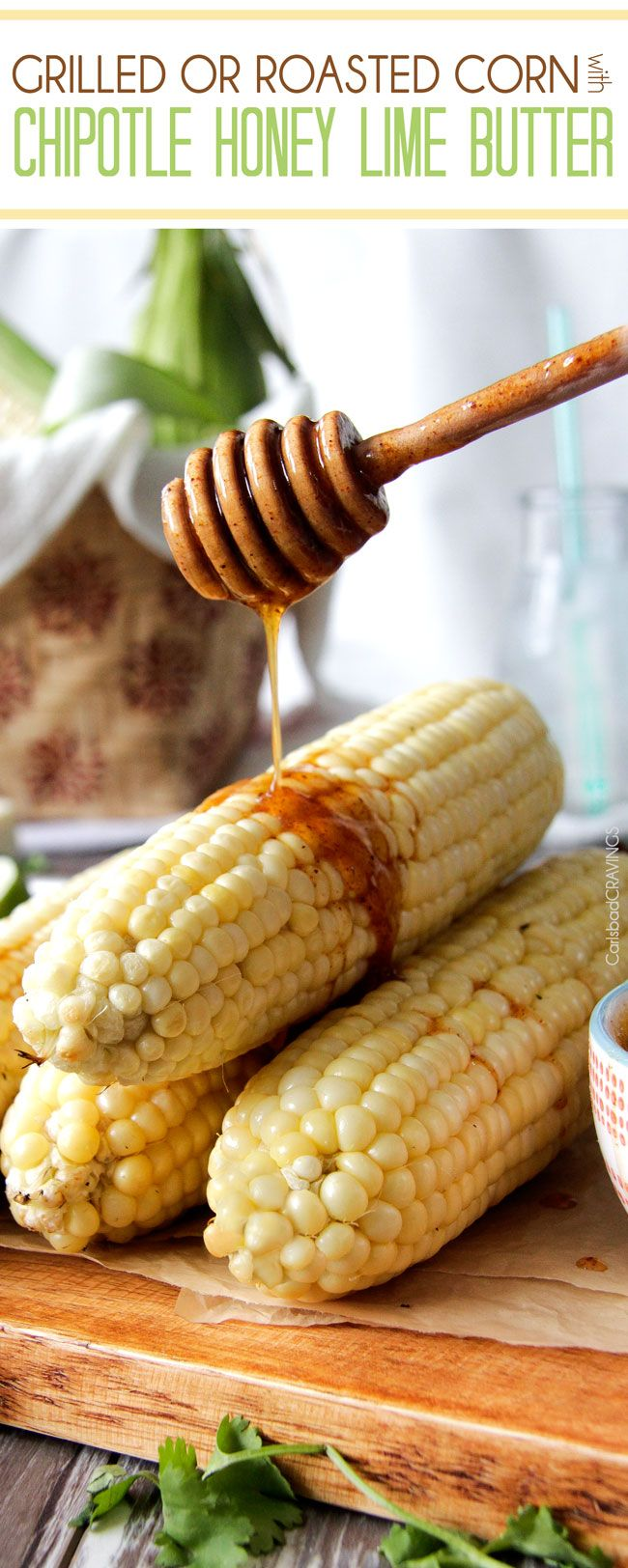 ... corn on the cob recipes on Pinterest | Sweet corn, Salts and Cilantro