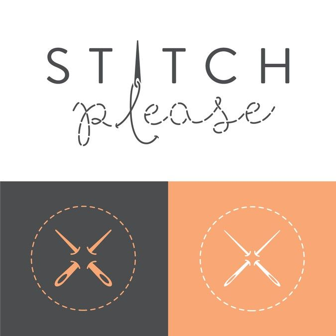 Create a captivating stitching company branding by studio13design