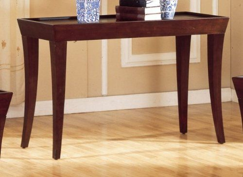 Cheap Sofa Table of Zen Collection by Homelegance https://bestsofatablereviews.info/cheap-sofa-table-of-zen-collection-by-homelegance/