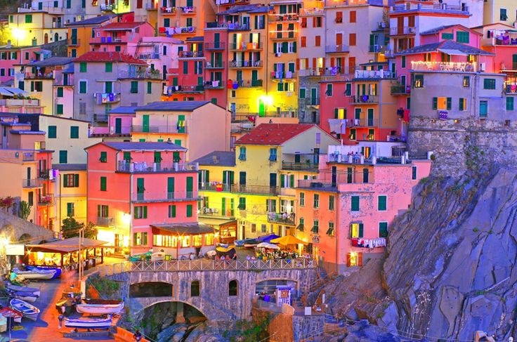 İtalya'nın En Güzel Sahil Kasabaları