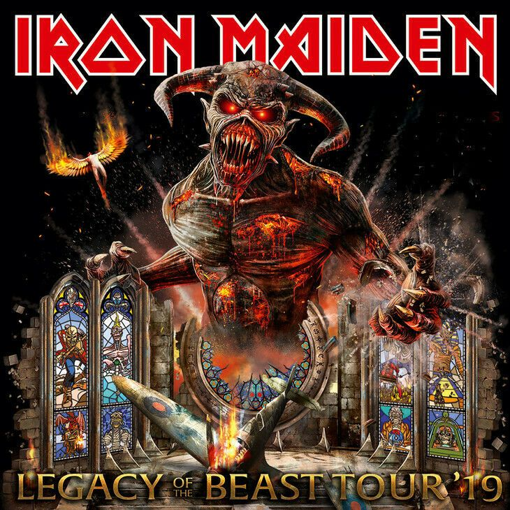 Pin On Iron Maiden