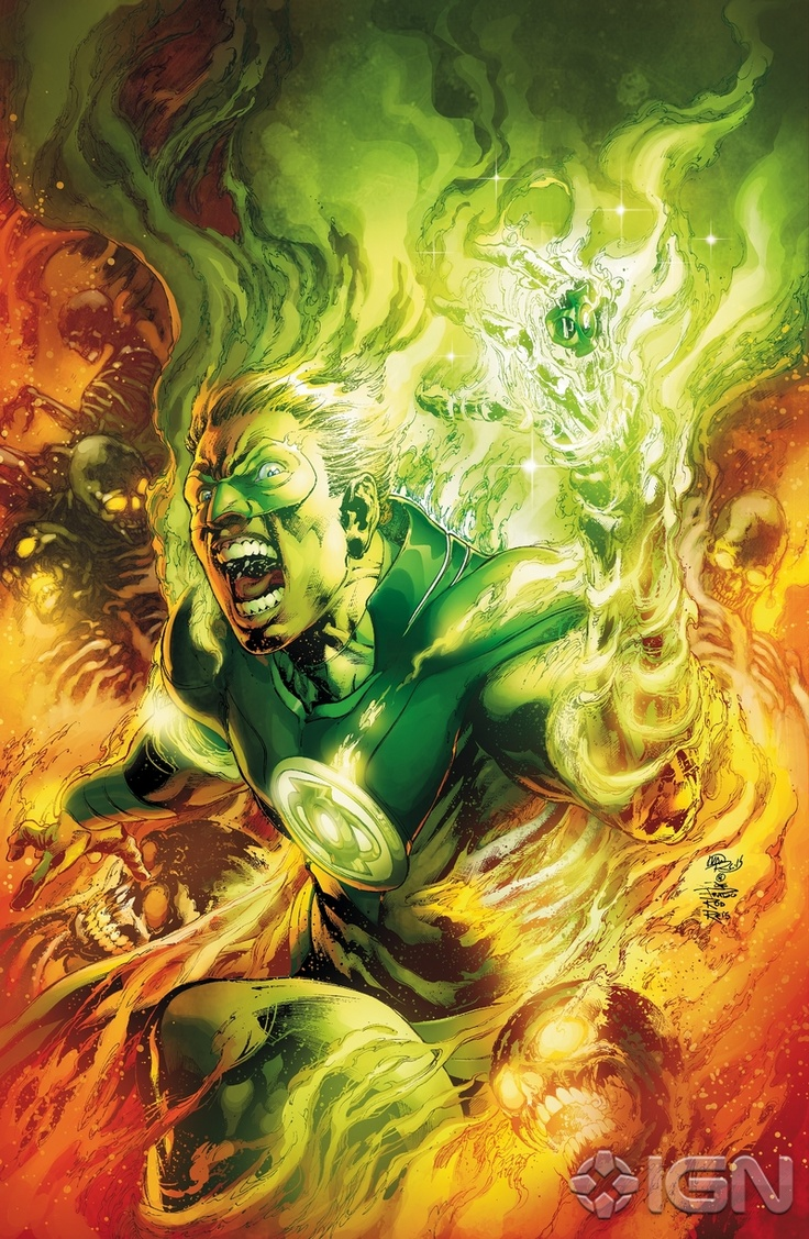Original Green Lantern is DC's New Gay Character