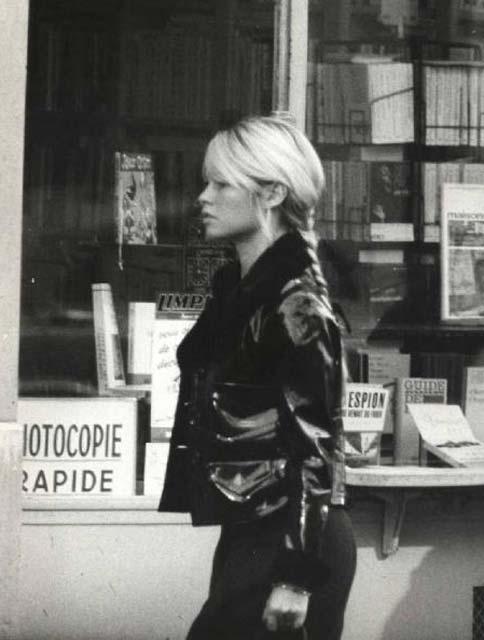 Brigitte detrás de escena   – Photography