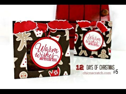 12 Days of Christmas 2016 Day 5