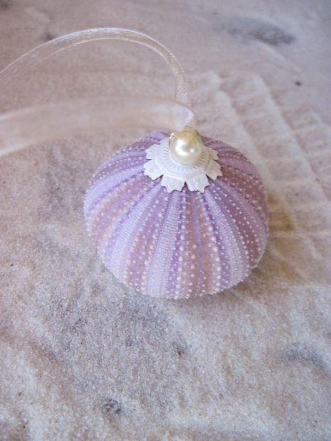 Keepsake Beach Wedding Ornament  Sweet by iDoArtsyWeddings on Etsy, $12.50