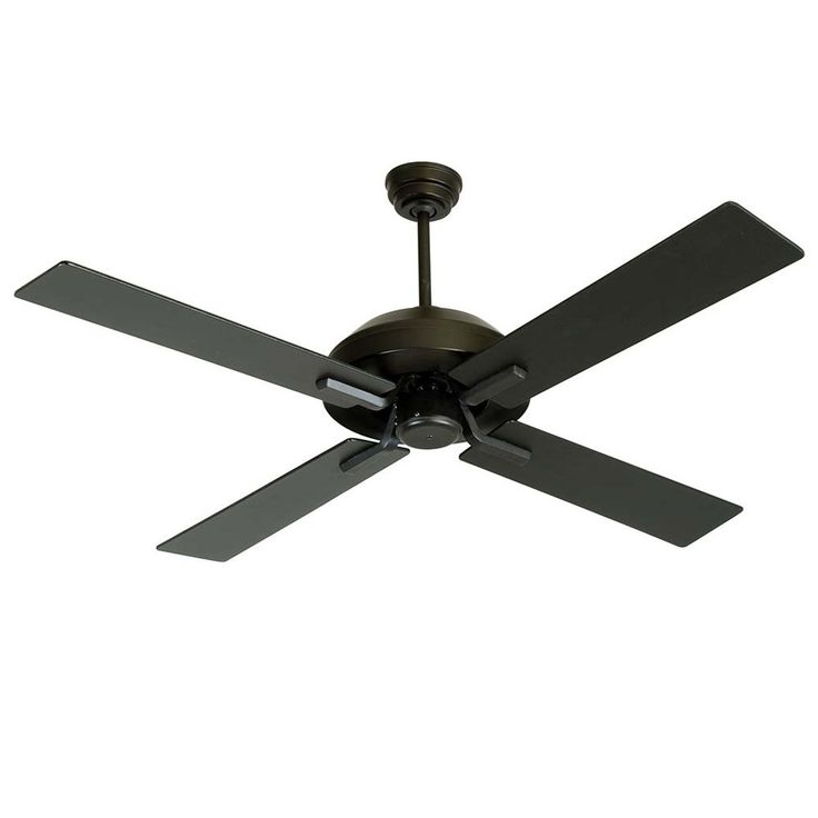 No Light Outdoor Ceiling Fans