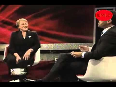 Frente al Espejo - Michelle Bachelet