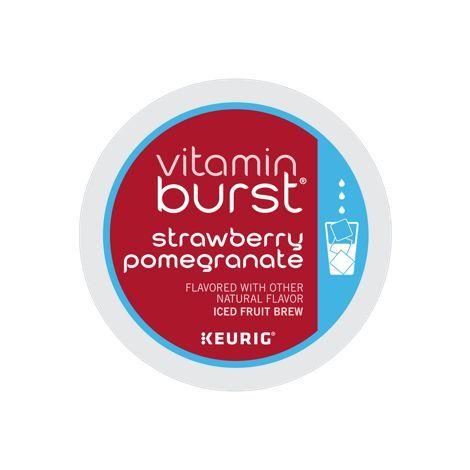 Vitamin Burst® Strawberry Pomegranate