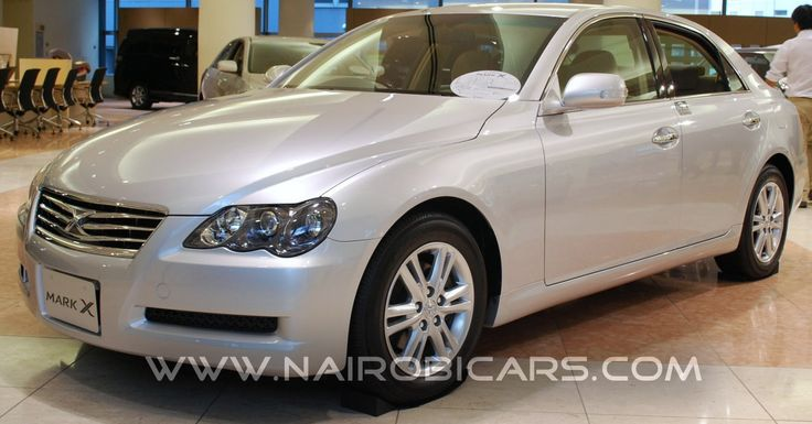 Advertise your car for FREE here 2007 Toyota Mark X for