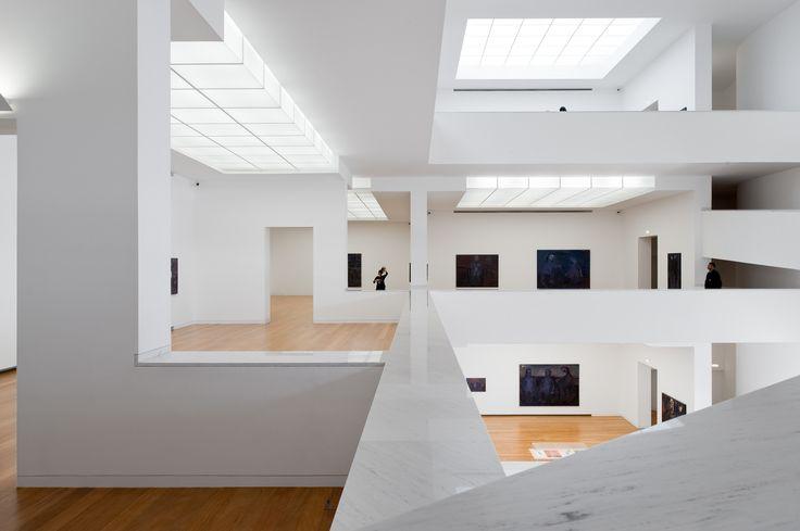 Gallery of Siza's Iberê Camargo Foundation and Herzog & de Meuron's 1111 Lincoln Road Win Inaugural MCHAP Award - 2
