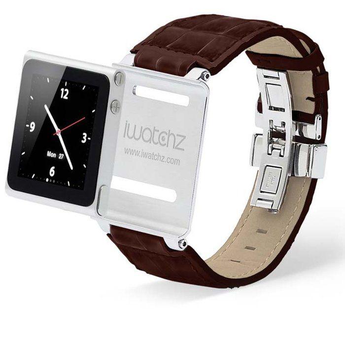 Wear your 6th Gen iPod nano® like a watch!