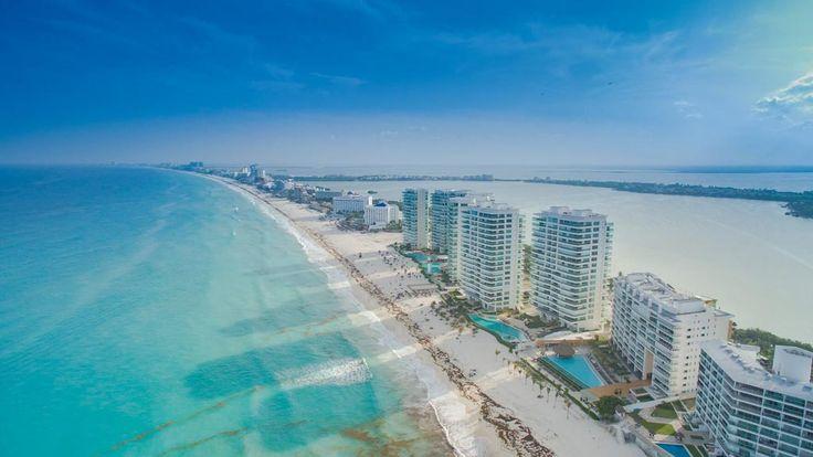 Cancún tiene algunos de los mejores hoteles con régimen de todo incluido para disfrutar de unos días increíbles en familia.