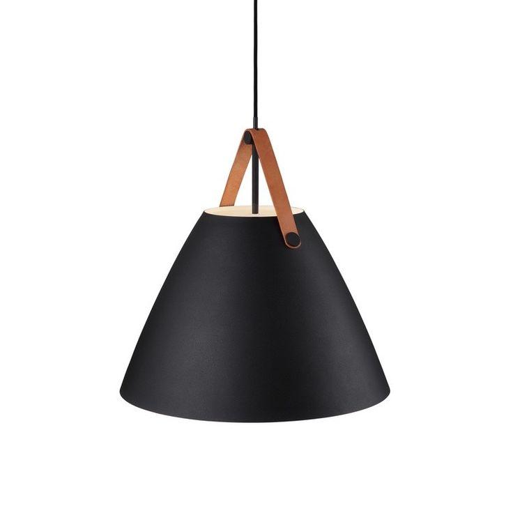 Nordlux Strap 48 Ceiling Pendant Black