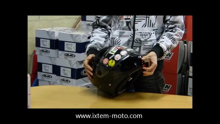 #Test #casque #Nolan #N104 par #Ixtem #moto #helmet #SafetyFirst