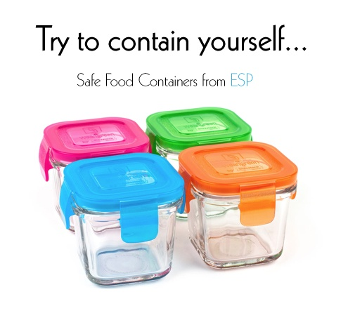 Glass food storage containers bpa free, nontoxic, and