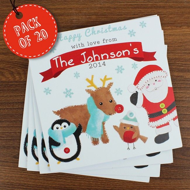 personalised christmas cards, unique christmas card, special, unusual