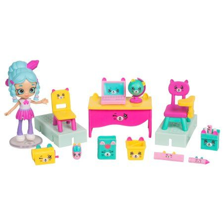 Happy Places Shopkins Season 3 School Welcome Pack, Classroom