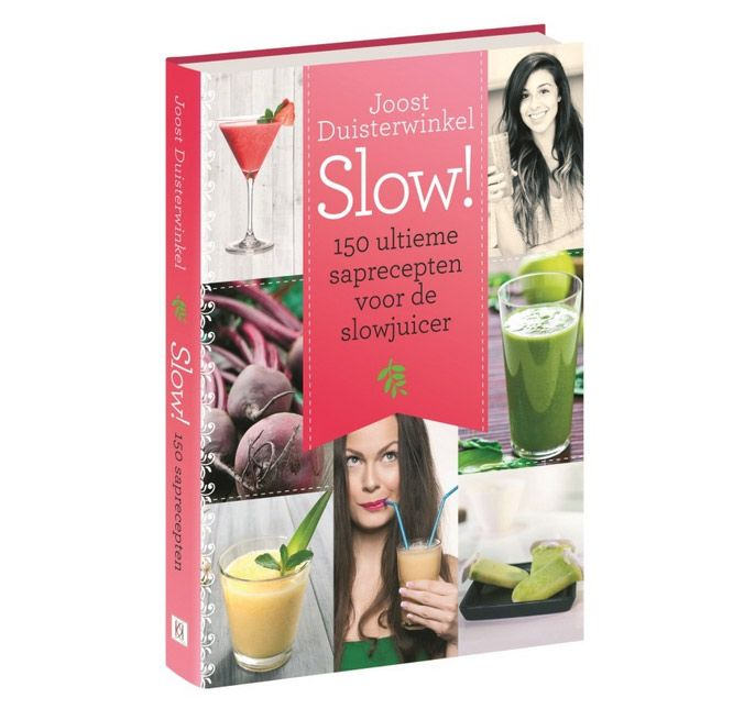 Versapers | Slow! Receptenboek