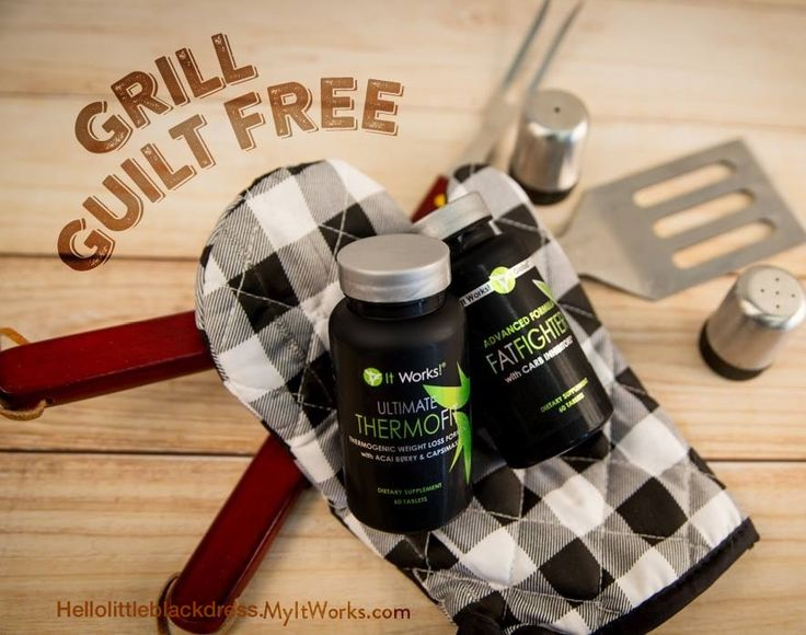 #Summertime means #fun, #sun, #swimming, and all the #hamburgers,#hotdogs, #brats, and high #fat  #sides that go with it. #Grillwithoutguilt this year! #FatFighters absorb and #eliminate up to 30% of #fat & #carbs from your meal and #ThermoFit ups your #metabolism to burn extra #calories without #jitters!