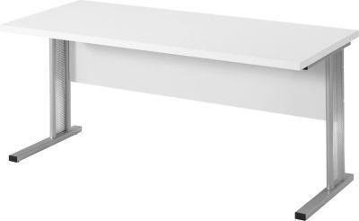 Schreibtisch weiss Jetzt bestellen unter: https://moebel.ladendirekt.de/buero/tische/schreibtische/?uid=4ce6e92d-b6ae-5625-b5a7-06dec579410a&utm_source=pinterest&utm_medium=pin&utm_campaign=boards #buero #tische #schreibtische