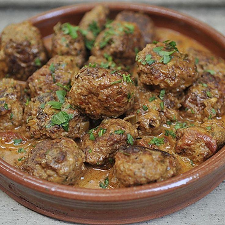 Hungarian Meatballs recipe on Food52