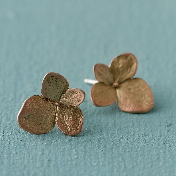 Terrain Hydrangea Petals Earrings #shopterrain