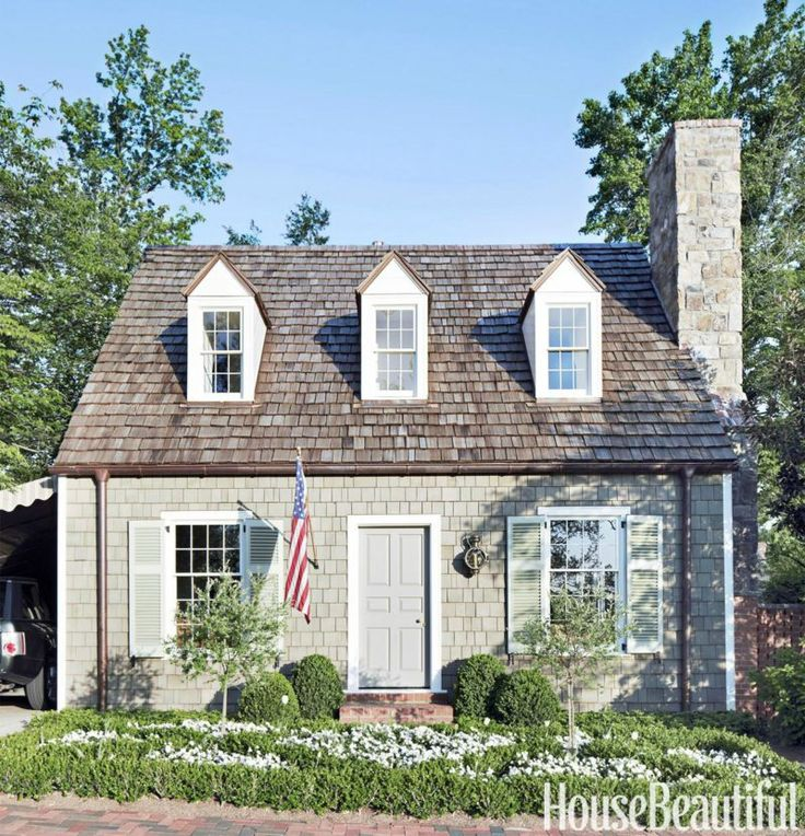 Café Design | Bill Ingram's Chic Alabama Cottage