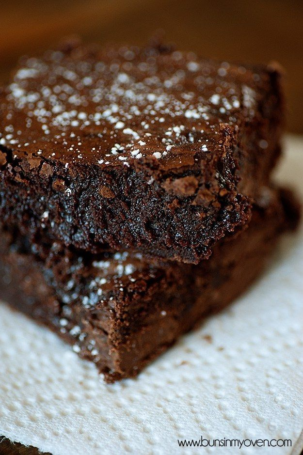 Nutella Brownies | Community Post: 28 Gooey Brownies That'll Change Your Life Forever