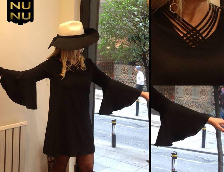 """""""KÜÇÜK SİYAH ELBİSELERİ TAPARCASINA SEVİN"""" - Coco Chanel   Coco Chanel'in de dediği gibi siyah küçük elbiseler dolabımızın vazgeçilmezidir, her durumda kurtarıcımızdır.  Sipariş ve Bilgi İçin :⤵ ☎ Whatsapp numarası: 0533 154 11 90  #NunuModa #elbise #siyahelbise #CocoChanel"""