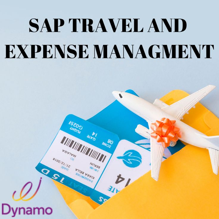 sap travel and expense management Expense management