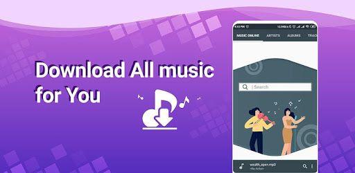 Free Music Downloader Para Que Pueda Buscar Escuchar Y Descargar Canciones Mp3 De Forma Gratuita Necesita Reproducir Música Gratis O In 2021 Music For You Music App