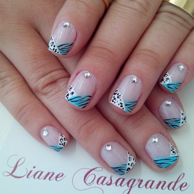 Instagram by jasmine #nails #nailart #naildesigns