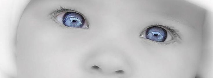 Mavi Gözlü Melek Şirin Tatlı Bebek Facebook Kapak Fotoğrafları www.kapakresimleri.org
