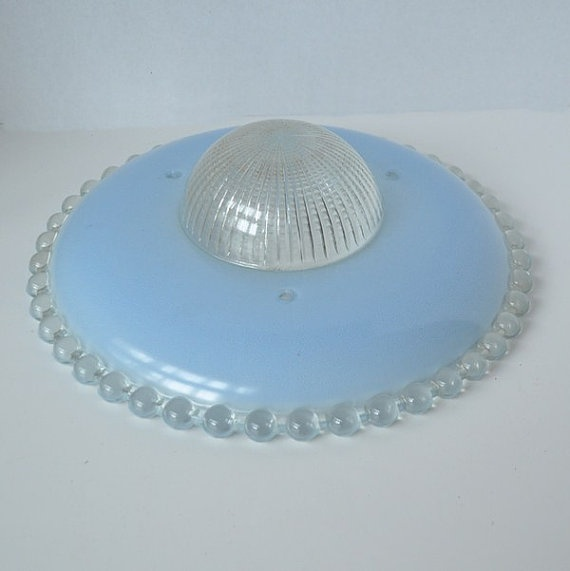 Ceiling Lamp Glass Cover: 47 Best Images About Vintage Light Covers On Pinterest