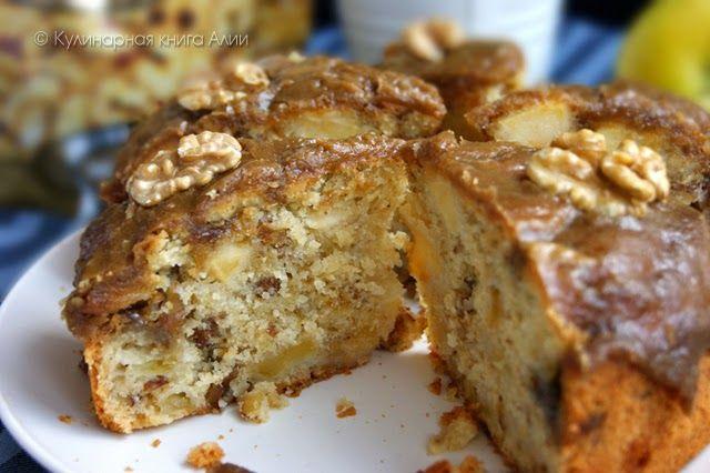 669. Яблочный пирог из Британской Колумбии